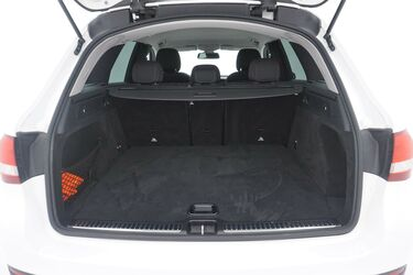 Bagagliaio di Mercedes GLC