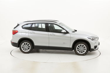 BMW X1 18d xDrive Business aut. usata del 2017 con 46.612 km