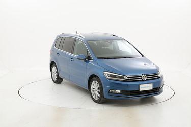 Volkswagen Touran usata del 2016 con 87.348 km
