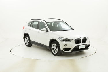 BMW X1 16d sDrive Business usata del 2017 con 38.629 km
