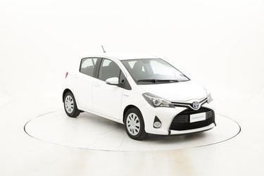 Toyota Yaris Hybrid Business usata del 2018 con 27.808 km