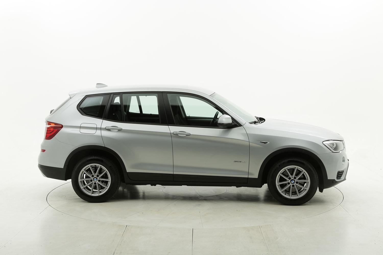 BMW X3 usata del 2015 con 127.382 km