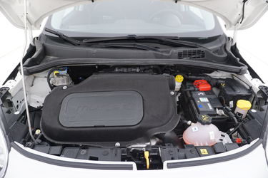 Fiat 500X  Vano motore