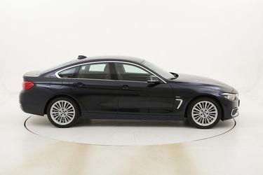 BMW Serie 4 420d Luxury aut. usata del 2018 con 36.926 km