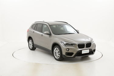 BMW X1 16d sDrive Business usata del 2017 con 45.633 km