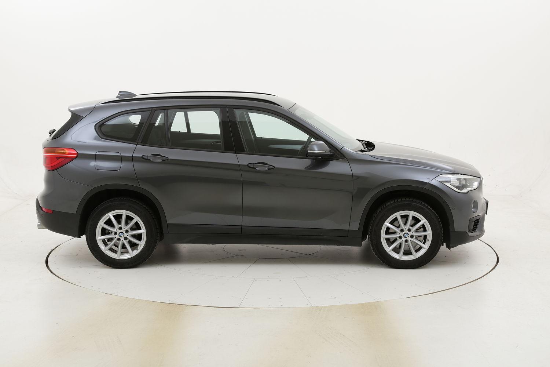 BMW X1 18d sDrive Business aut. usata del 2018 con 14.001 km