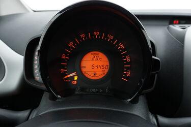 Interni di Toyota Aygo