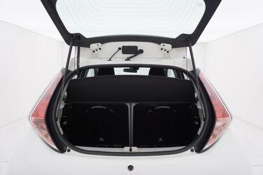 Bagagliaio di Toyota Aygo