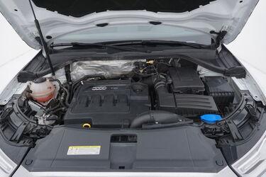 Vano motore di Audi Q3