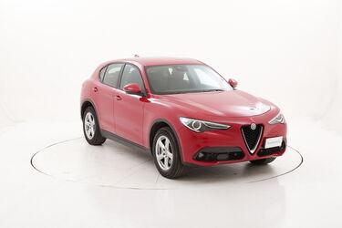 Alfa Romeo Stelvio Executive Q4 AT8 usata del 2018 con 18.981 km