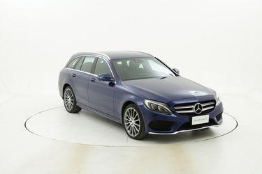 Mercedes Classe C usata del 2016 con 79.828 km