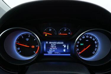 Interni di Opel Astra