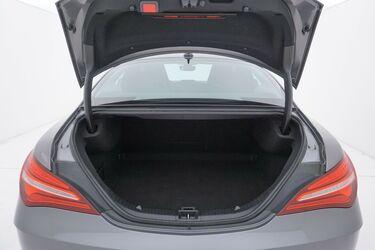 Bagagliaio di Mercedes CLA