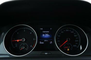 Interni di Volkswagen Golf