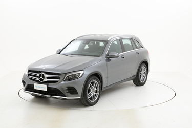 Mercedes GLC usata del 2017 con 50.968 km