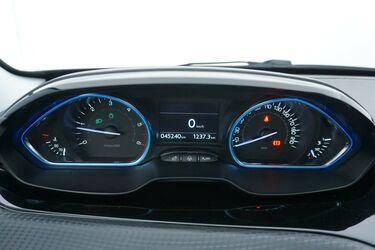 Interni di Peugeot 2008