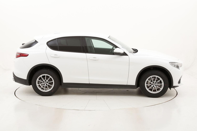 Alfa Romeo Stelvio Business Q4 AT8 usata del 2017 con 43.727 km