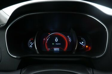 Interni di Renault Mégane