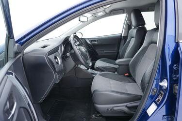 Sedili di Toyota Auris