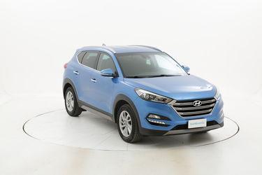 Hyundai Tucson usata del 2017 con 86.875 km