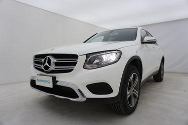 Mercedes GLC   Da un'altra prospettiva