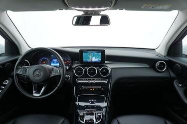 Mercedes GLC Plancia