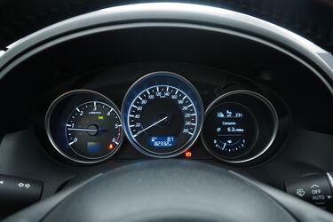 Interni di Mazda CX-5