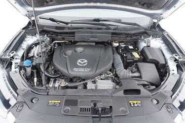 Vano motore di Mazda CX-5