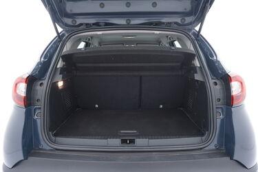 Bagagliaio di Renault Captur