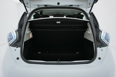 Bagagliaio di Renault ZOE