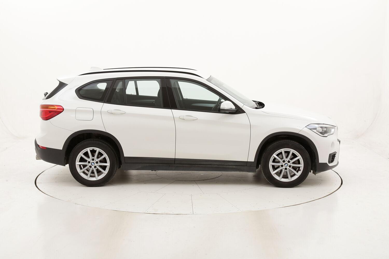 BMW X1 18d sDrive Business Aut. usata del 2019 con 58.900 km