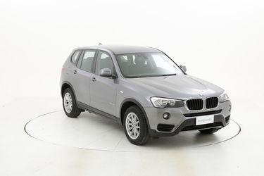 BMW X3 usata del 2015 con 48.427 km