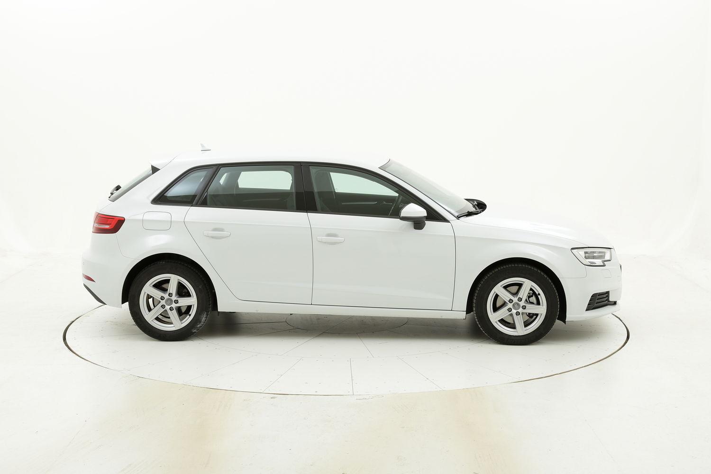Audi A3 SPB Business usata del 2018 con 119.907 km