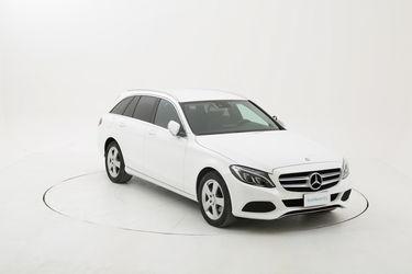 Mercedes Classe C usata del 2015 con 156.085 km