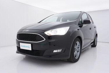 Visione frontale di Ford C-Max