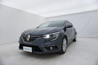 Visione frontale di Renault Mégane