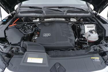 Vano motore di Audi Q5