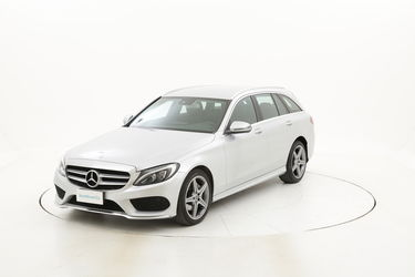 Mercedes Classe C usata del 2017 con 75.775 km