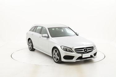 Mercedes Classe C usata del 2017 con 75.762 km