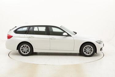 BMW Serie 3 316d Touring Business Advantage aut. usata del 2017 con 76.390 km