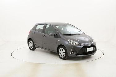 Toyota Yaris Hybrid Business usata del 2018 con 12.696 km
