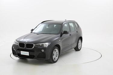 BMW X3 usata del 2016 con 63.685 km