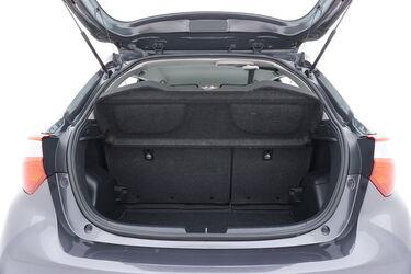 Bagagliaio di Toyota Yaris