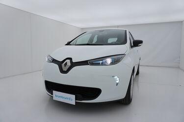 Visione frontale di Renault ZOE