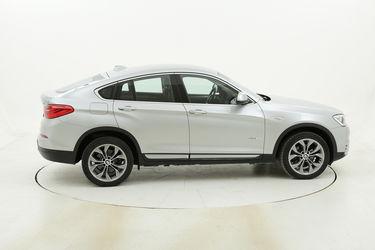 BMW X4 20d XDrive xLine usata del 2017 con 73.461 km