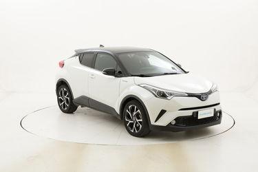 Toyota C-HR Hybrid Style usata del 2017 con 59.205 km