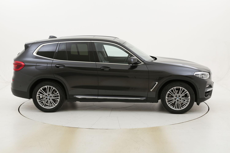 BMW X3 20d xDrive Luxury aut. usata del 2019 con 17.124 km