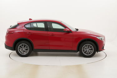 Alfa Romeo Stelvio Business Q4 AT8 usata del 2018 con 42.658 km