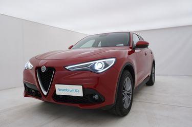 Alfa Romeo Stelvio  Da un'altra prospettiva