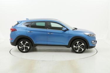 Hyundai Tucson usata del 2017 con 19.446 km